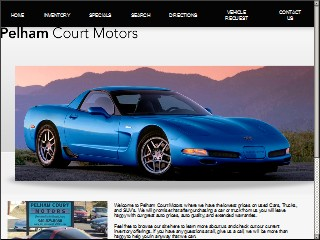 Pelham Court Motors Impremedia Net